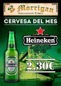 cervesa del mes heineken